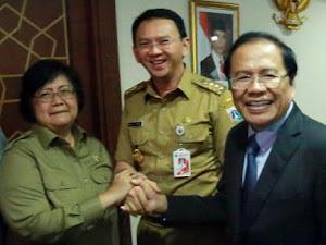 LBH Jakarta: Pengerukan Pasir Terus Berlangsung, Moratorium Reklamasi Cuman Akal-akalan Pemerintah!