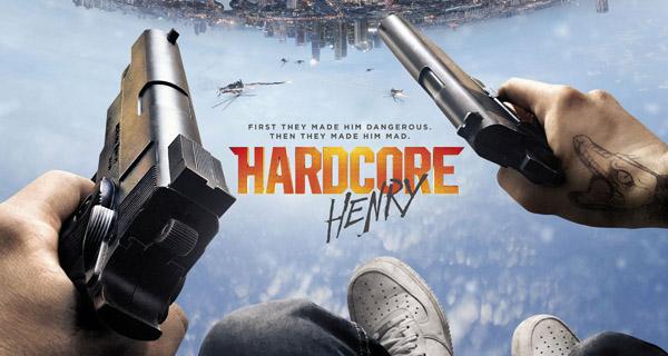 "Crítica de ""Hardcore Henry"""