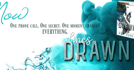 [Release Blitz * Reviews] LINES DRAWN by Ker Dukey @KerDukeyauthor