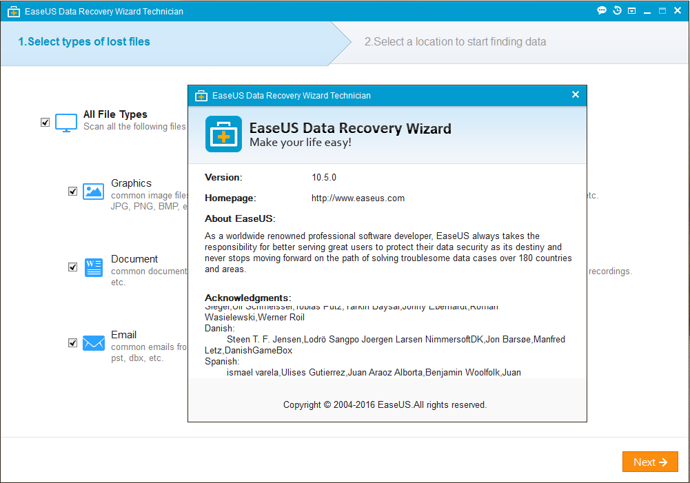 crack easeus data recovery wizard 11.8.0
