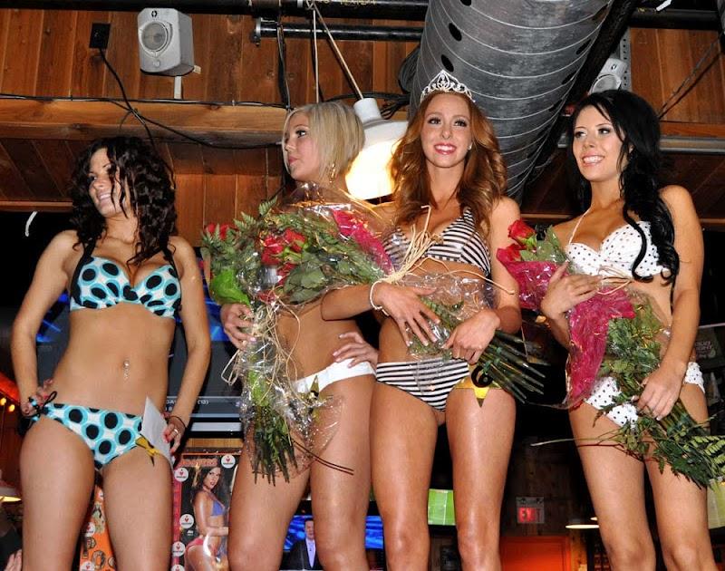Jantzen beach hooters bikini contest
