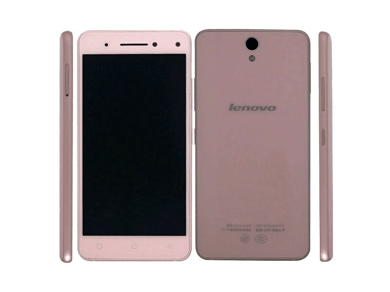 LENOVO VIBE S1, THE PINK SMARTPHONE WITH FIRST DUAL FRONT CAMERA SETUP?