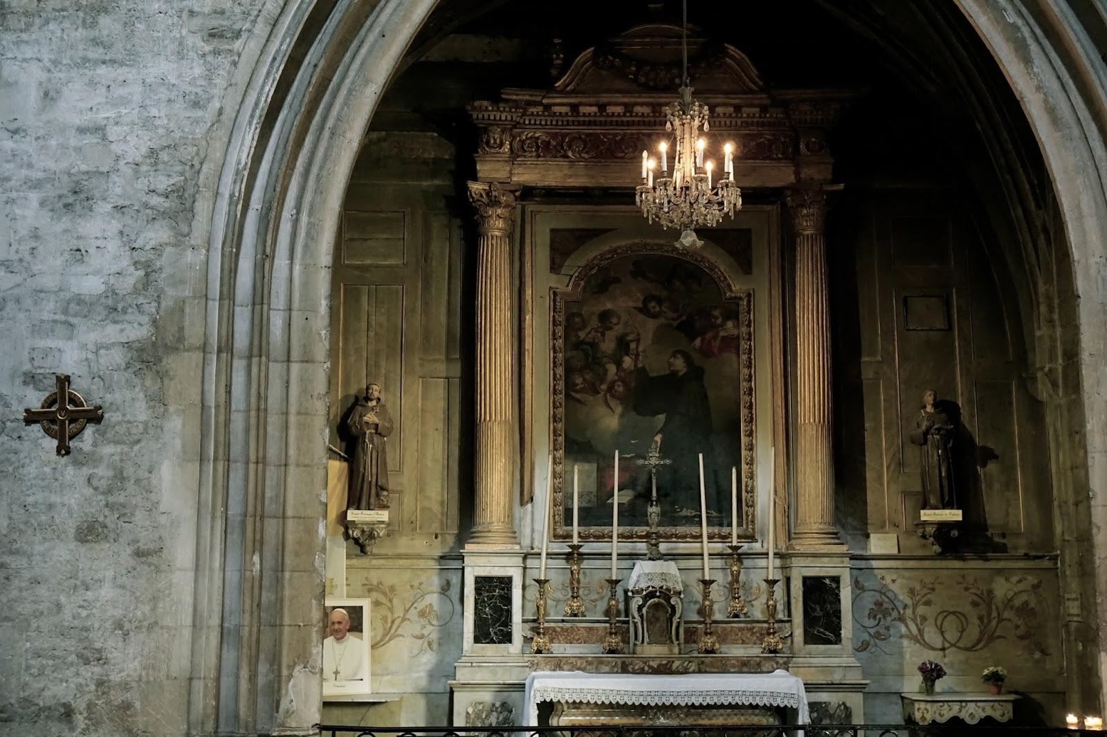 サン・トロフィム教会(L'église de saint-Trophim)