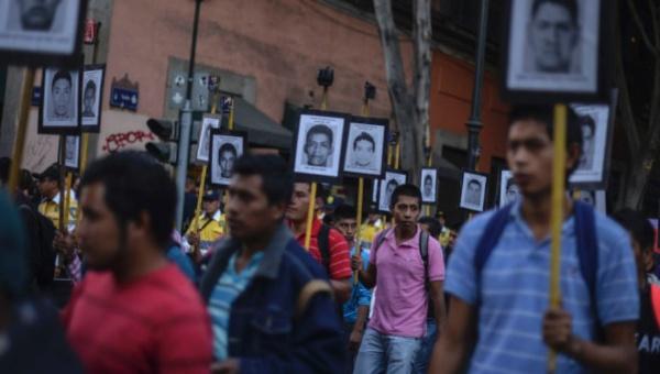 México registra 28 mil desaparecidos hasta diciembre de 2015