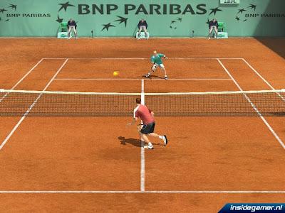 Roland Garros 2005 (PS2)