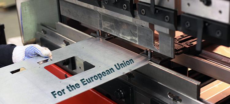 Производство деталей из тонколистовой стали