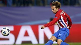 Griezmann Siap Pindah ke Barcelona atau PSG, Bukan ke Manchester United
