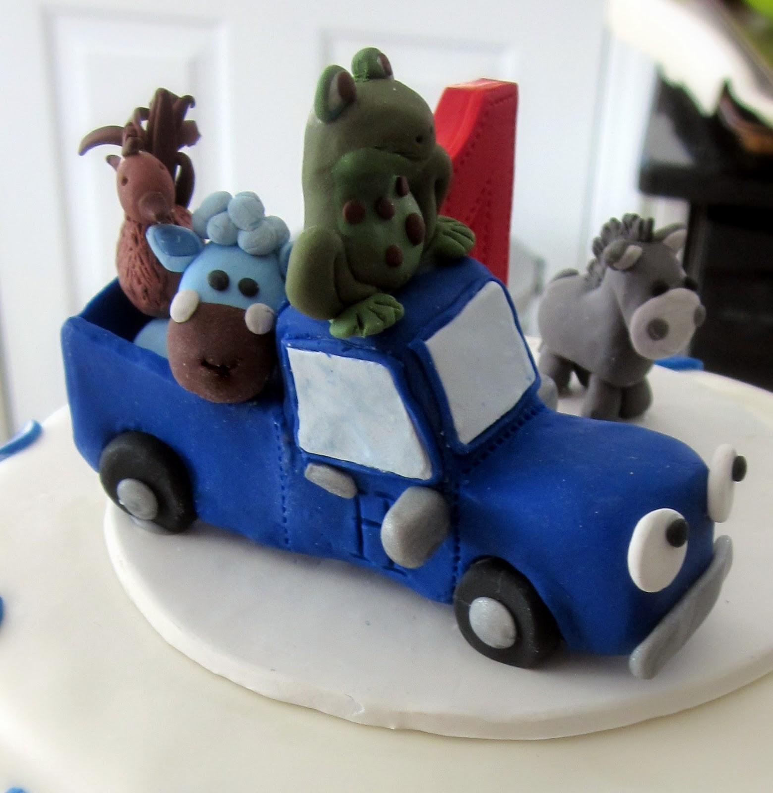 Darlin Designs The Little Blue Truck