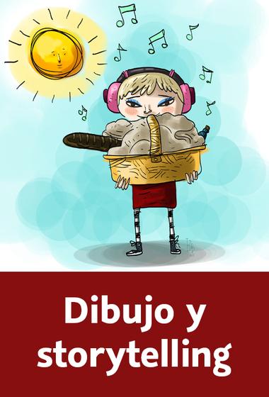 Video2Brain: Dibujo y storytelling – 2015