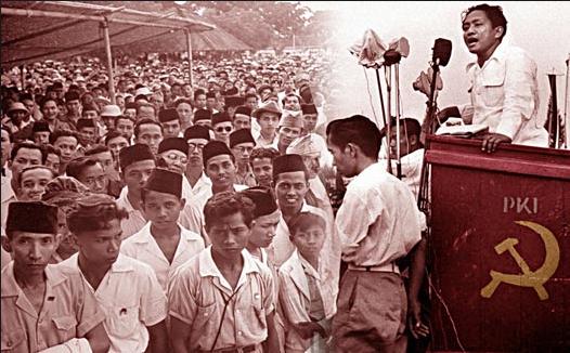Sejarah, Latar Belakang, Tujuan serta Tokoh-Tokoh Aktor Dalang Dibalik Pengkhianatan dan Pemberontakan Oleh Gerakan 30 September (G30S/PKI) Tahun 1965