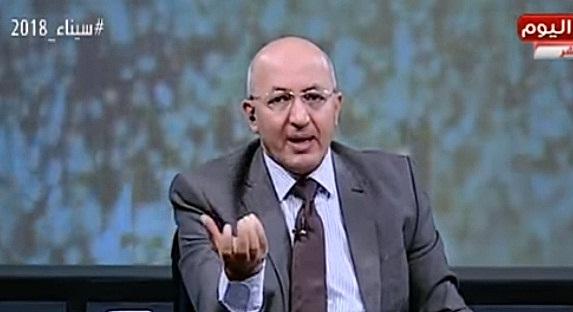 برنامج حضرة المواطن 23/4/2018 سيد على الاثنين 23/4