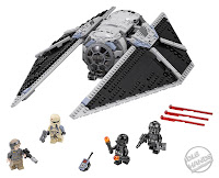 LEGO Star Wars Rogue One Building Sets TIE Striker