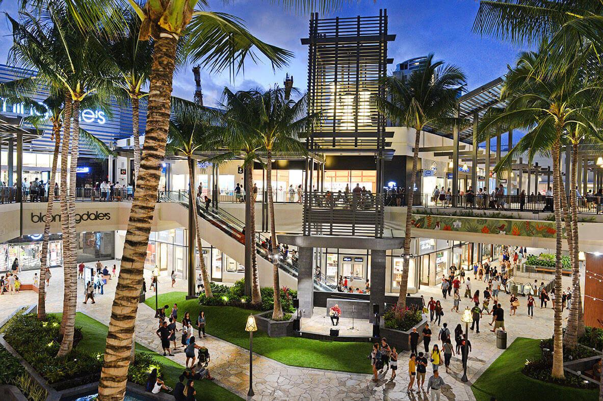 Ala Moana Center  Best Honolulu-Oahu Attractions - Things to Do in Honolulu-Oahu