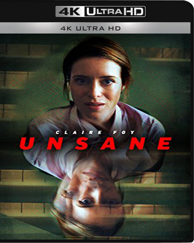 Unsane [2018] [UHD] [2160p] [Subtitulado]