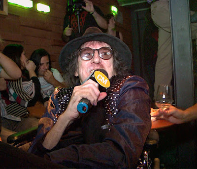 CHARLY GARCIA, MIGUEL MATEOS