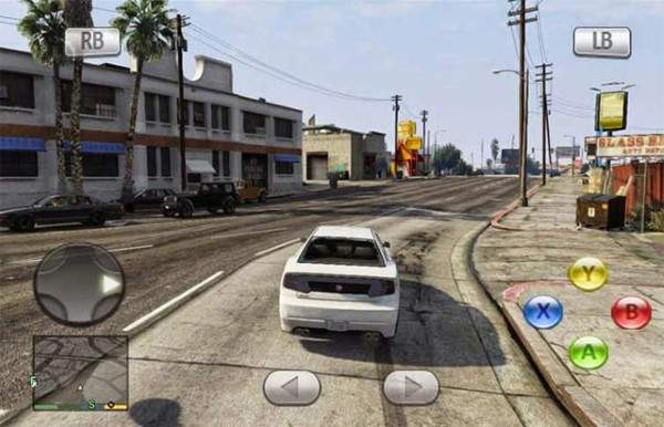 grand theft auto 5 android game free