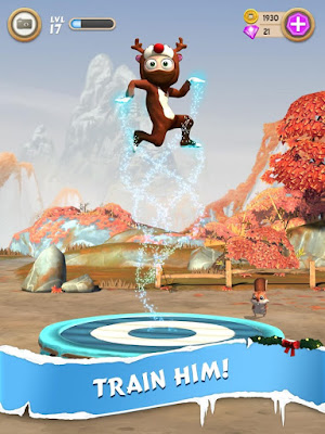 Clumsy Ninja 1.18.0 MOD APK+DATA-screenshot-2