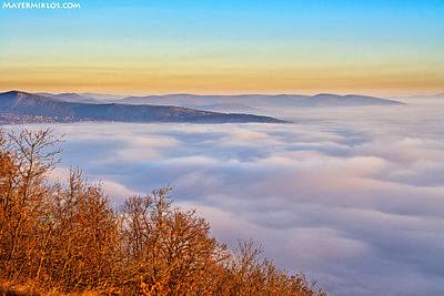 Csodavideó a köddel küzdő Budapestről