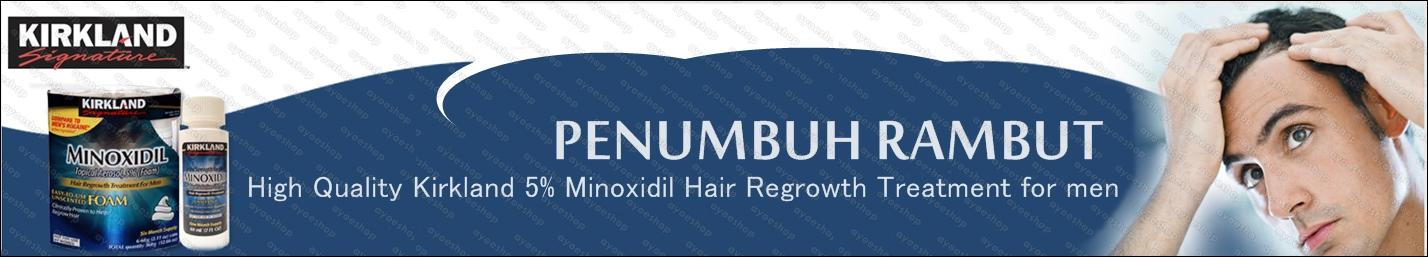 Kirkland Signature Serum Penumbuh Rambut