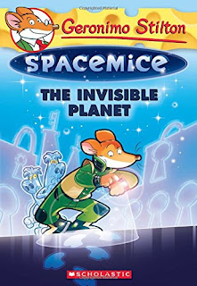 Geronimo Stilton Spacemice: The Invisible Planet