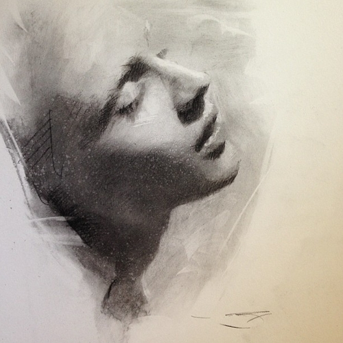 19-Casey-Baugh-Portrait-Drawings-of-Charcoal-Studies-www-designstack-co