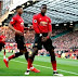 Pogba penalties seal victory for Manchester United over West Ham