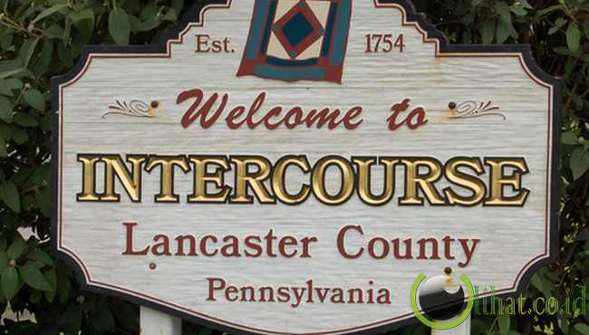 Intercourse, Pennsylvania