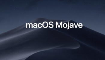 Mac OS Mojave ISO download