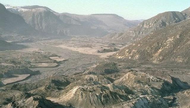 Berikut Empat Bencana Tanah Longsor Paling Besar Sepanjang Sejarah Dunia