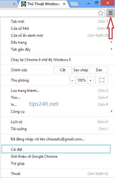 Lướt web ẩn danh với proxy trên trình duyệt Firefox và Google Chrome