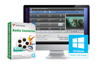 AnyMP4 Audio Converter 6.5.16 Multilingual Full Patch