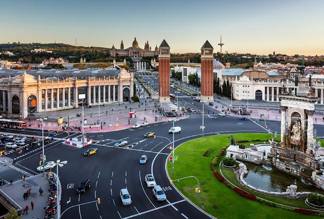 Aluguel de carro em Barcelona na Espanha