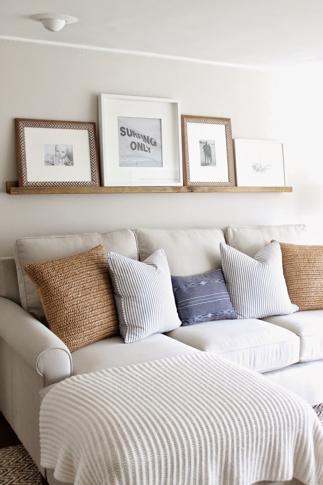 The Picket Fence Projects Family Room Follow Up Amp Our Diy