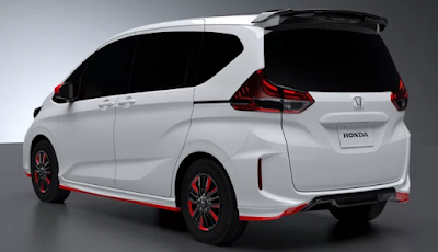 All New Honda Freed 2018