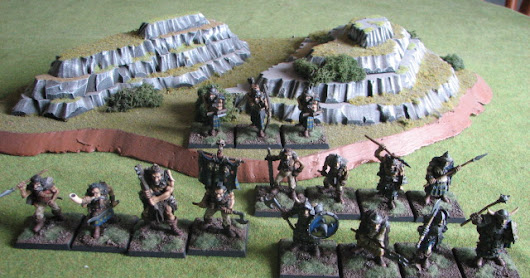 25/28mm Ral Partha Bob Olley Ogres