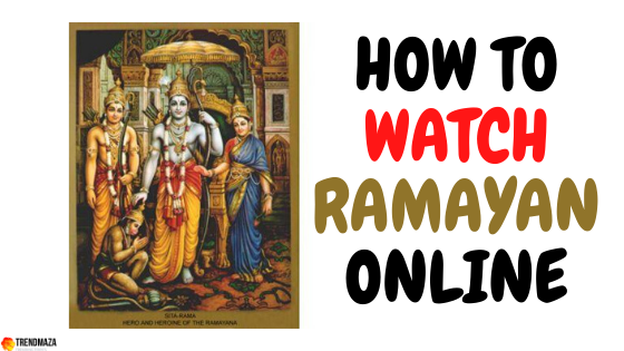 how to watch ramayan online | Stirring |no1 working method