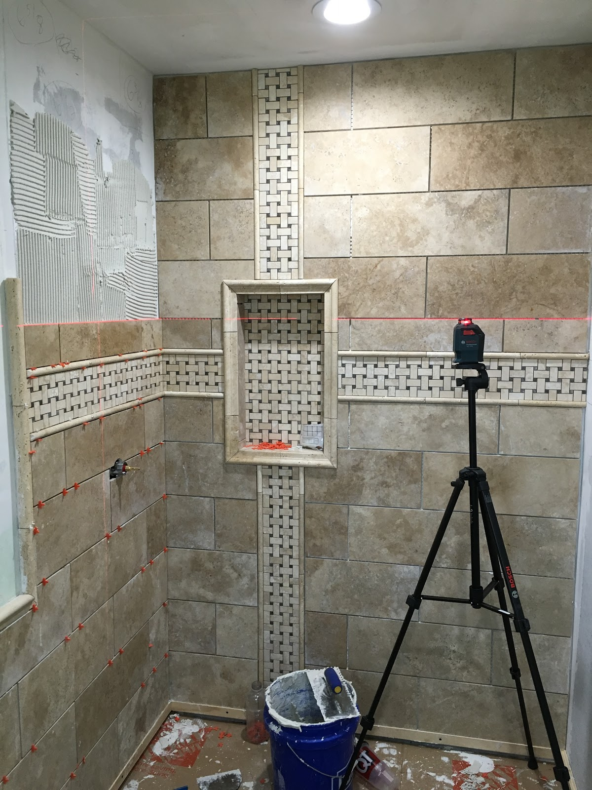 John Carter : Step by Step instruction to build a leak free shower