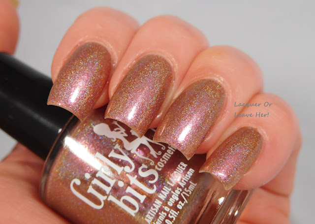 Girly Bits All Bronze No Brains