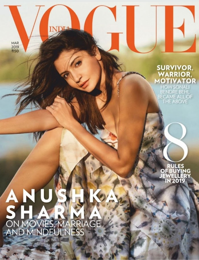 Vogue India March 2019 PDF Download