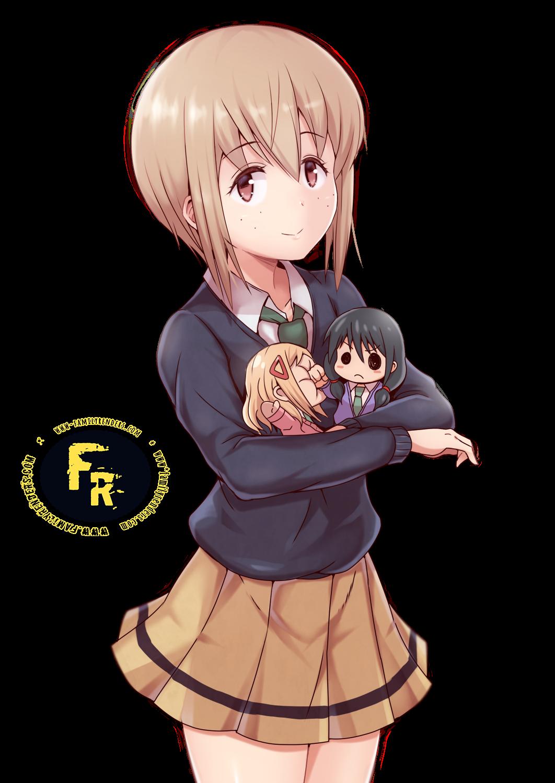 render tamura yuri