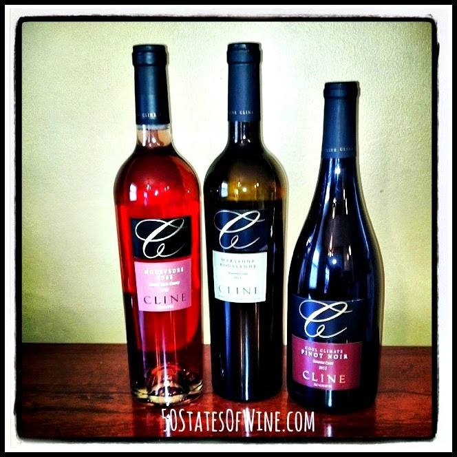 Cline Cellars winechat