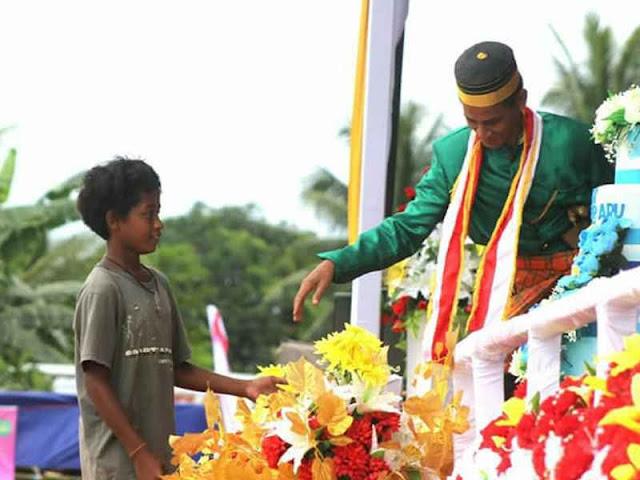 Johanis Adekalla Viral, Warga Kepulauan Aru Kenang Resa Mangar