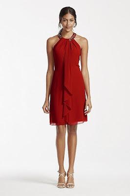 Catalogo de Vestidos Rojos
