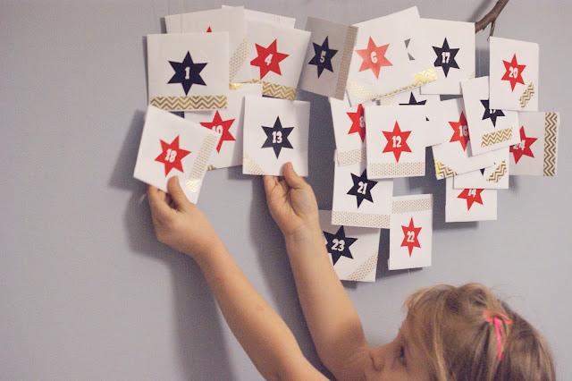 24 pomysły na zadania do kalendarza adwentowego