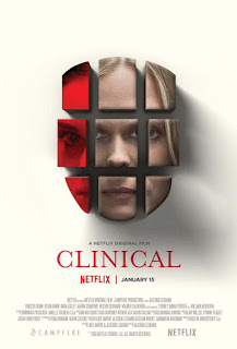 Clinical movie poster Netflix