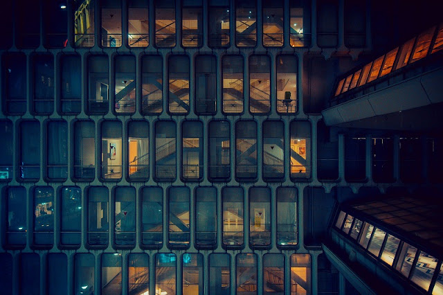 fotos por Cody Ellingham, proyecto DERIVE, Tokyo | cool surreal night city lights | imagenes chidas lindas | awesome photos