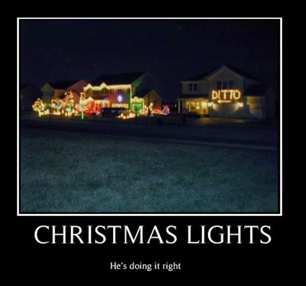 Christmas Light Jokes