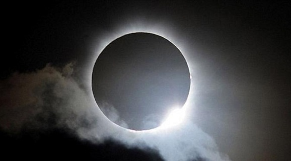 3 cara tips and Trick : untuk Jangan Takut mata rusak, pada saat meLihat Gerhana Matahari