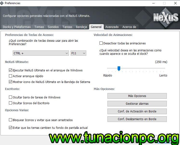 Descargar Winstep Nexus Ultimate gratis
