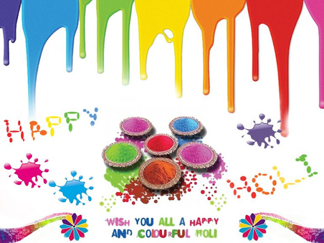 Happy Holi Images HD Wallpapers Free Download 13